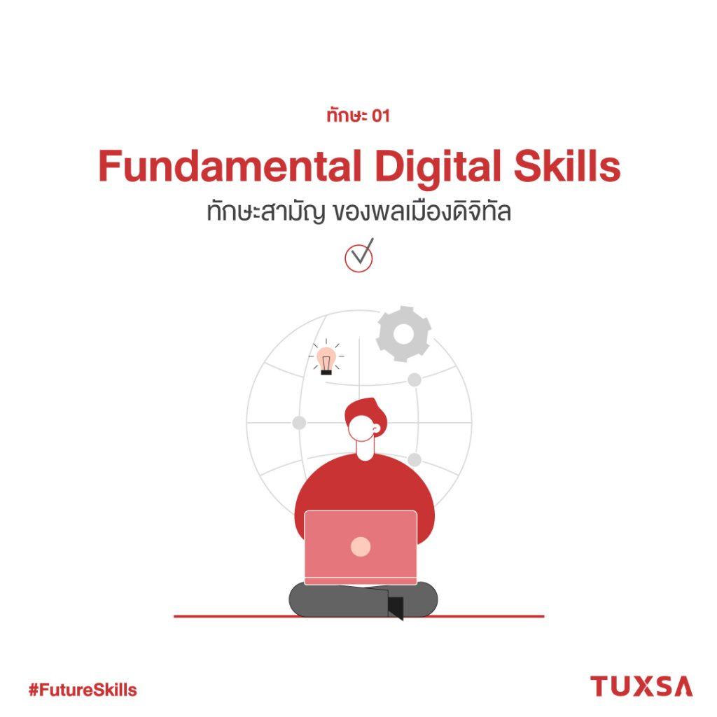Fundamental Digital Skills